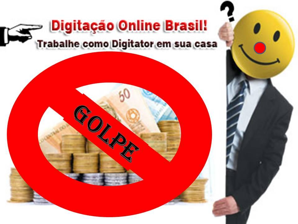 digitador de marketing online 2.0 é seguro